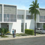 Queens Townhouses Cancún